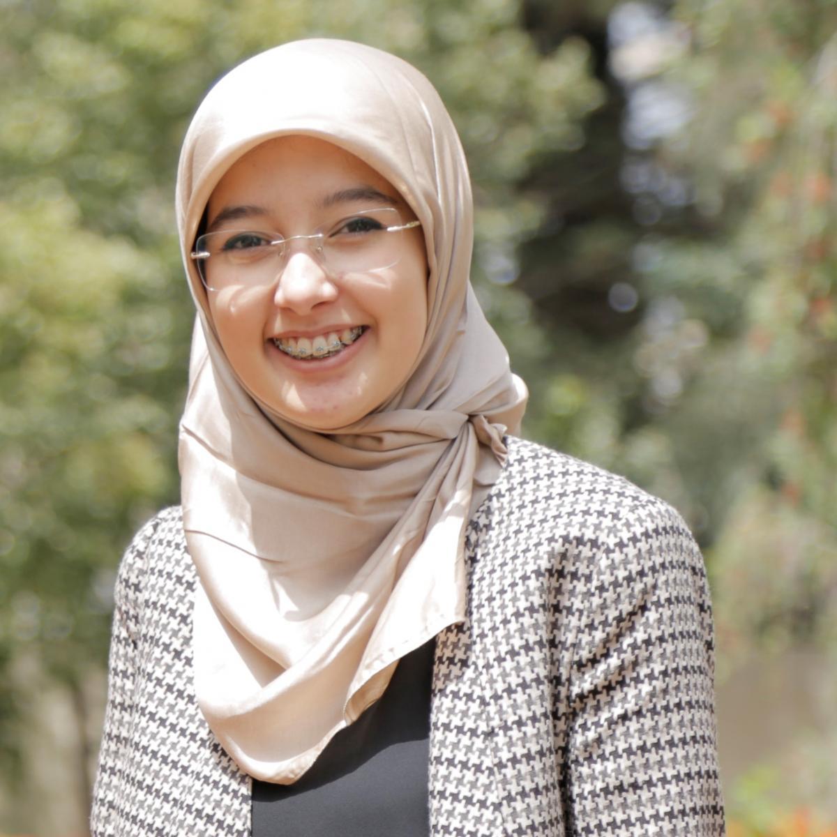Ms. Chaymaa Rahmoun